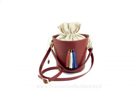 Leather Bucket Bag Factory