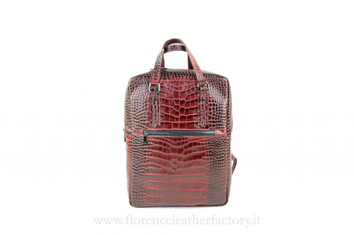 Leather Backpack Factory